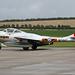 U1230_De_Havilland_DH115_Vampire_T55_(LN-DHZ_as_WZ447_RAF)_SwissAF_Duxford20180922_5