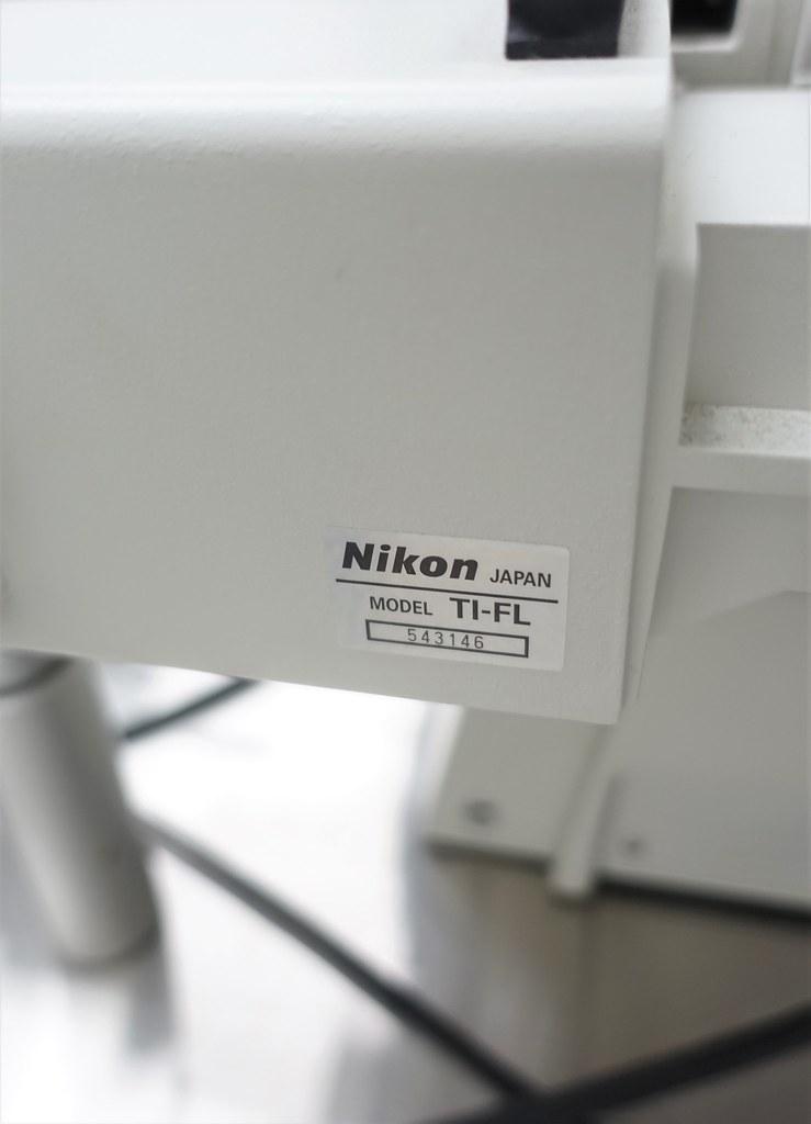Nikon eclipse Ti s Manual