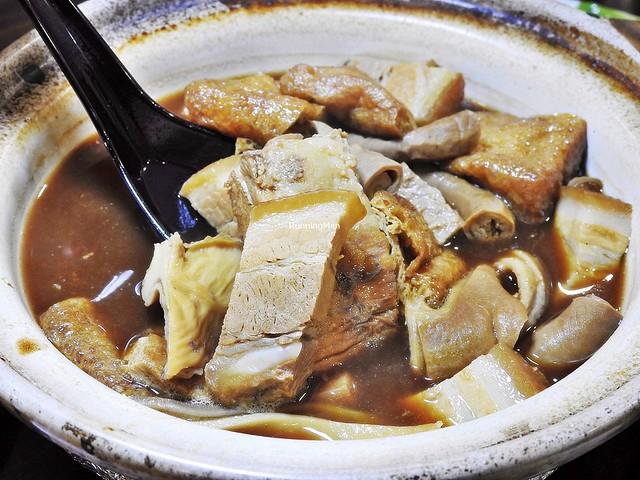 Signature Jia Bin Bak Kut Teh Soup