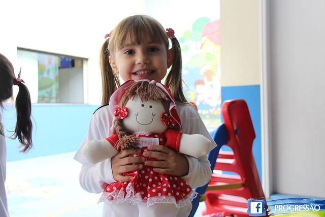 Caça às bonecas | Unidade Pindamonhangaba