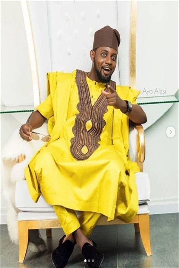 40 Latest Mens Agbada Styles For Guys #african_fashion #agbada_fashion #african_styles_mens