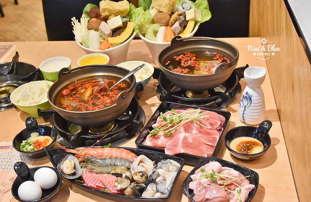台中火鍋推薦 大樂鍋 海陸鍋 燒酒雞 麻辣 menu18