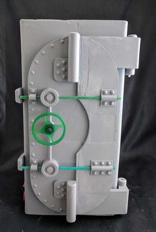 1/6 Scale 89 Batman Armory Custom (3D Print) 45839293072_3c8cb1caa9_c