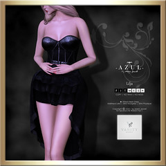 (AD) -AZUL- Lilja [VanityEvent]