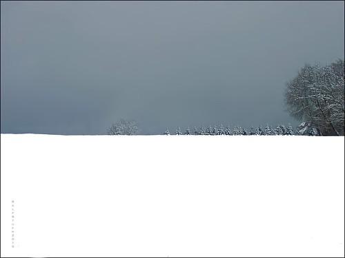 Winter in Olières
