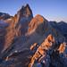 First light at Dreitorspitze by Bernhard_Thum
