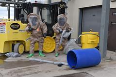 Pueblo Chemical Agent-Destruction Pilot Plant Agent Processing Building