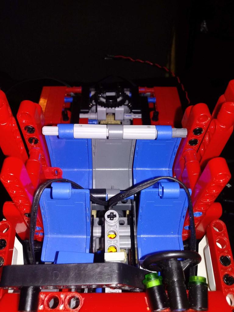 Lego Technic 8273 project