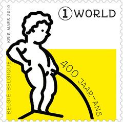 02 Mannekenpis timbre