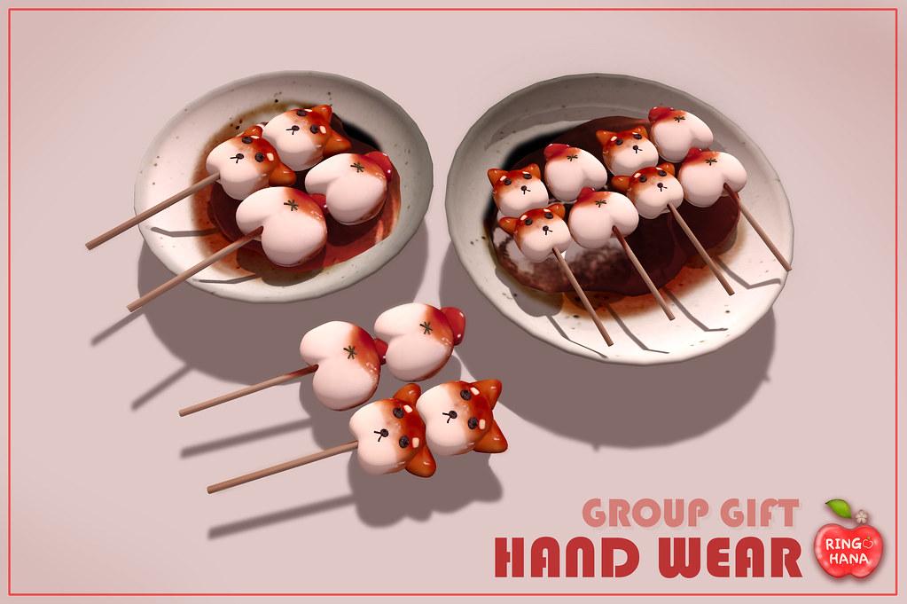 RINGOHANA - GROUP GIFT 🍎 - TeleportHub.com Live!