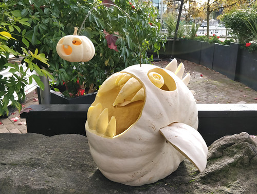 Could this be the best Halloween pumpkin ever carved?