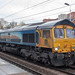 GB Railfreight 66709
