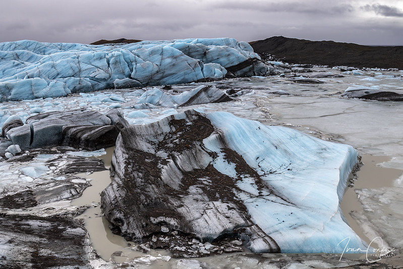 Svínafellsjökull – Iceland – 2018 03 16 – 03 – Copyright © 2018 Ivan Coninx