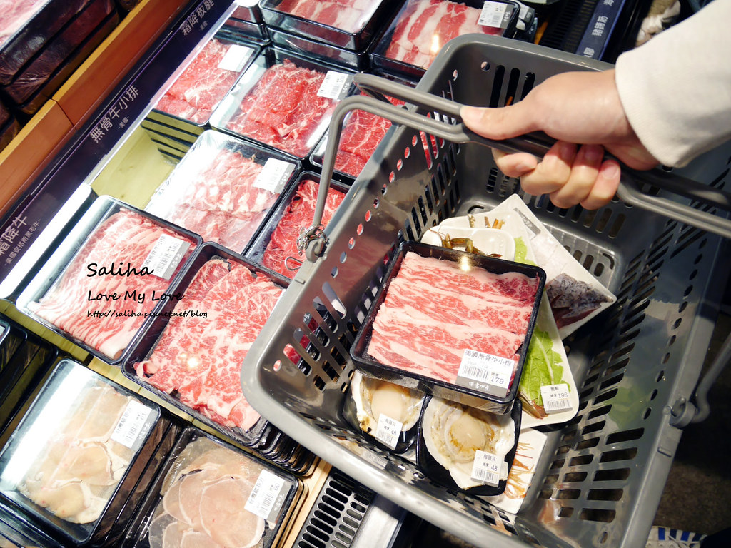 台北中山站祥富水產沙茶火鍋超市平價聚餐餐廳美食推薦 (4)