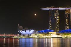 Marina Bay Sands. Singapore