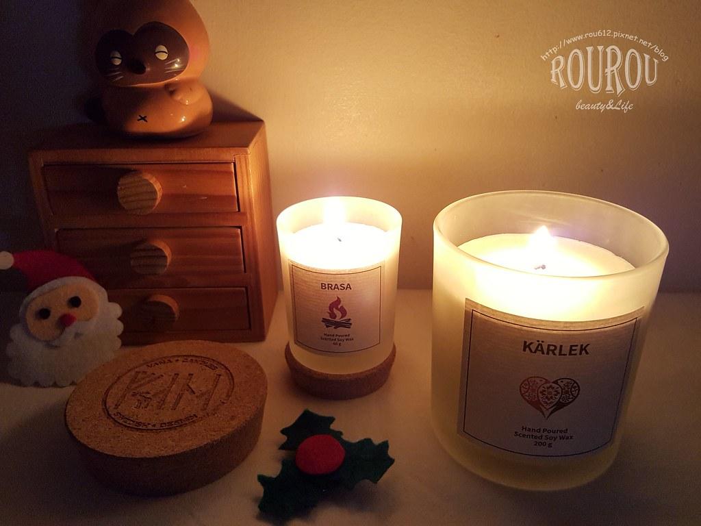Vana Candles大豆蠟燭14