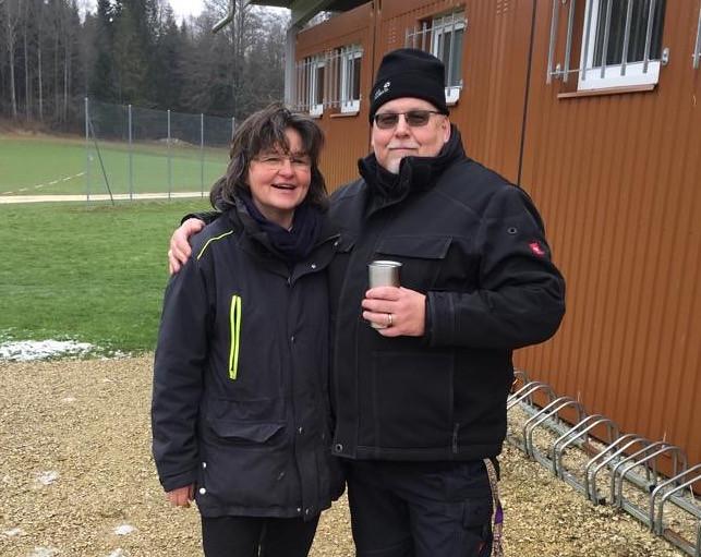 Schnüffelkurs, Erstschnüffler 26.01.2019,