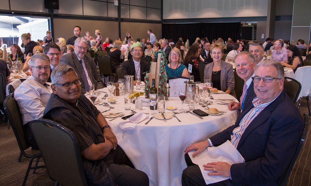 2018 Diocese of Parramatta Christmas Lunch