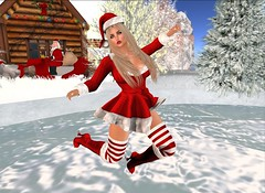 SHAKE UP CHRISTMAS (LuLu MISS SANTA)