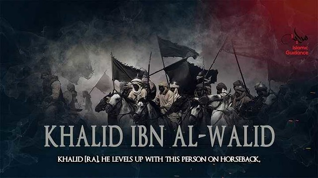 4867 Why Hazrat Khalid bin Waleed could not be martyred01