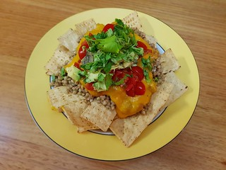 Party Nacho Platter