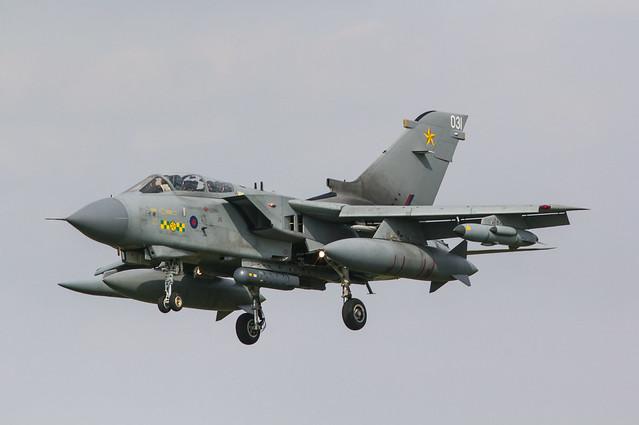 EGXC - Panavia Tornado, Canon EOS 60D, Canon EF 300mm f/4L IS