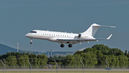 Bombardier Global 6000 (GLEX) - N599CH
