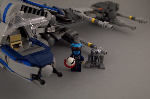 Customized Resistance B-Wing