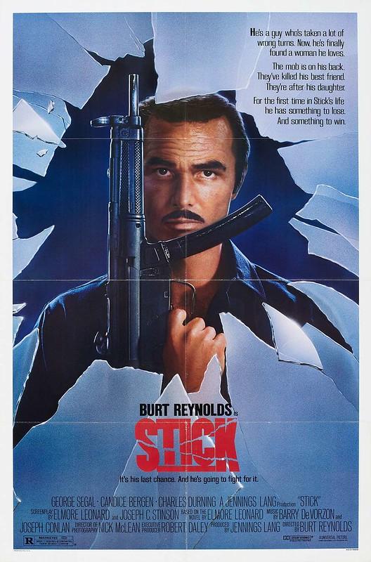 Stick - Poster 2