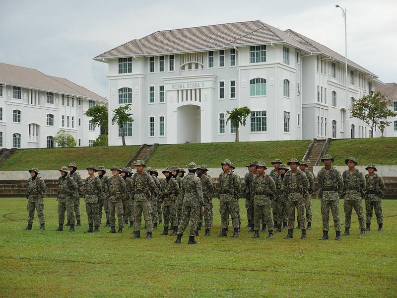 Janna Nick Masuk Askar dalam LEFTENAN ZANA