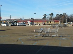 New (in early 2015) Batesville Kroger fuel center