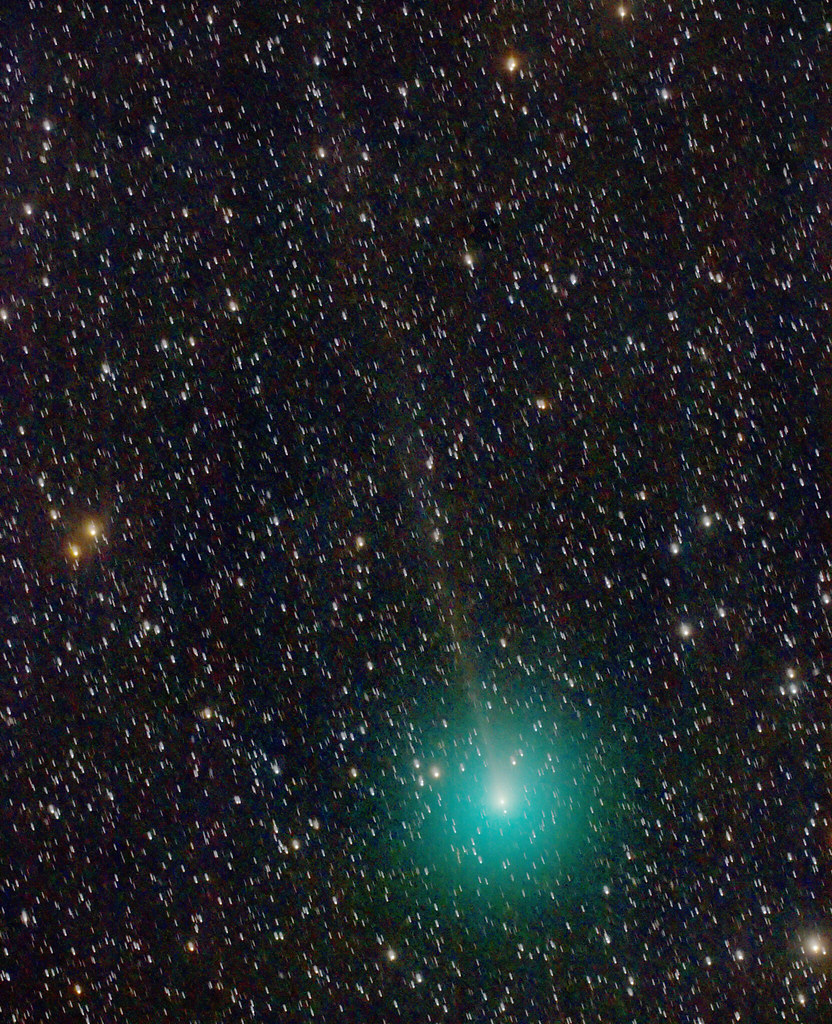 46P / Wirtanen in Fornax November 10, 2018