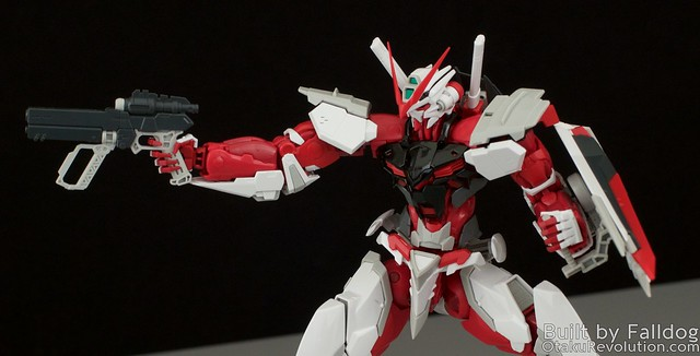 HiRM Astray Red Frame Gundam 29