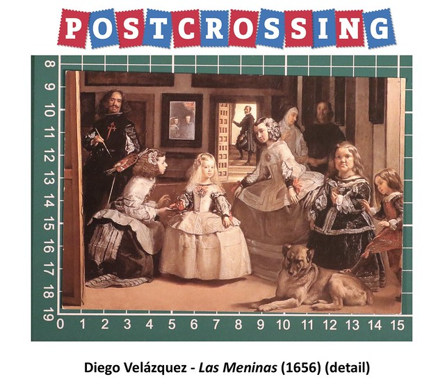 032 - Diego Velázquez - Las Meninas (1656) (detail)