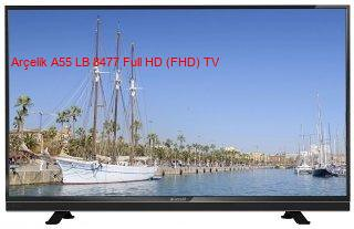 Arçelik A55 LB 8477 Full HD (FHD) TV