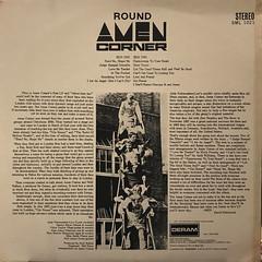 AMEN CORNER:ROUND AMEN CORNER(JACKET B)