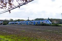 SNCF TER Régiolis Midi-Pyrénées a Lavaur