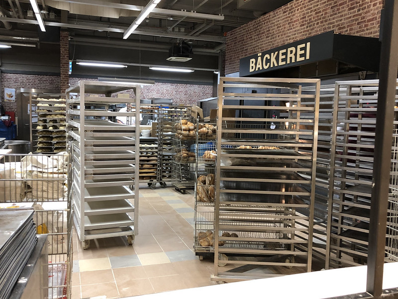 Bakers supermarket