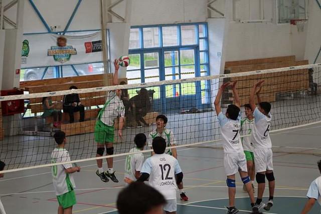 Copa 130 años - Voleibol