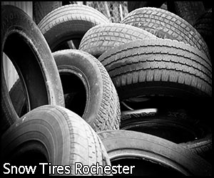 Snow Tires Rochester | Virgil's Auto Repair and Towing