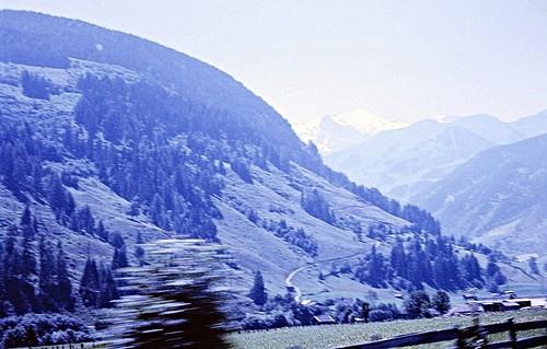 Towards Ankogel