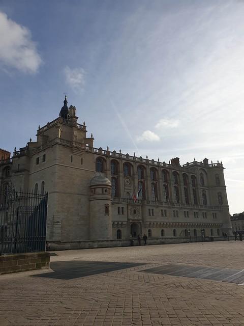 16/01/2019 Château de Saint Germain - Parc de Marly le Roy