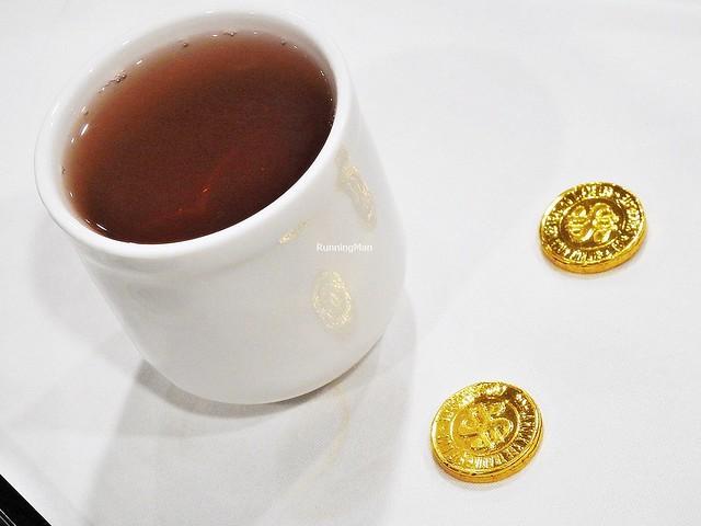 Tea & Chocolate Coins