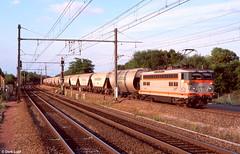 SNCF BB25570, Guillerval, June 2002 - Photo of Mérobert