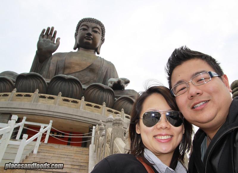 360 ngong ping big buddha