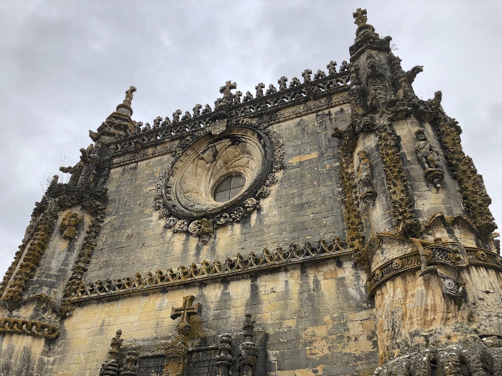 Convento de Cristo, Kristuksen luostari