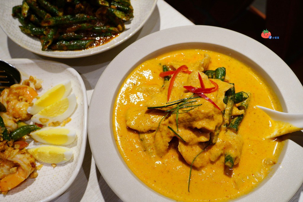 信義區微風松高美食 饗泰多泰式料理餐廳 推薦