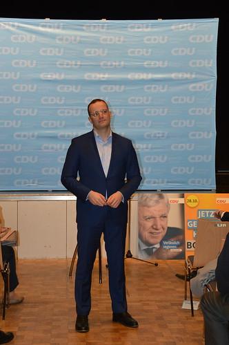 Veranstaltung mit Jens Spahn
