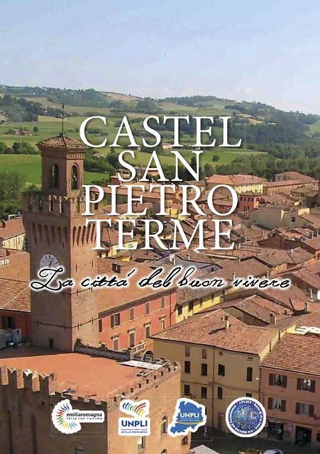 Opuscolo Pro Loco Castel San Pietro Terme