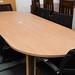 Oak dining table E295